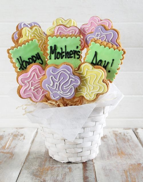 mothers-day: Happy Mothers Day Cookie Bouquet!