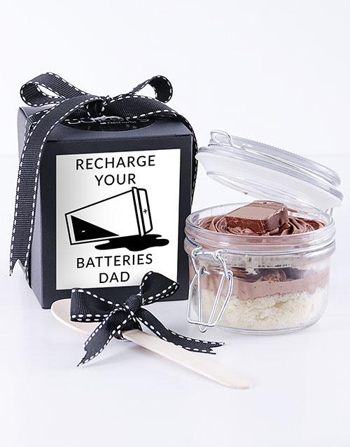bakery: Recharge Batteries Bar One Cupcake Jar!