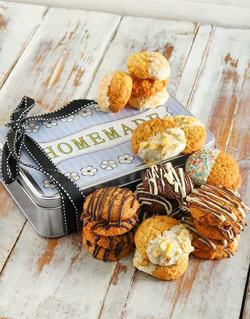 heritage-day: Cookie Madness Tin!