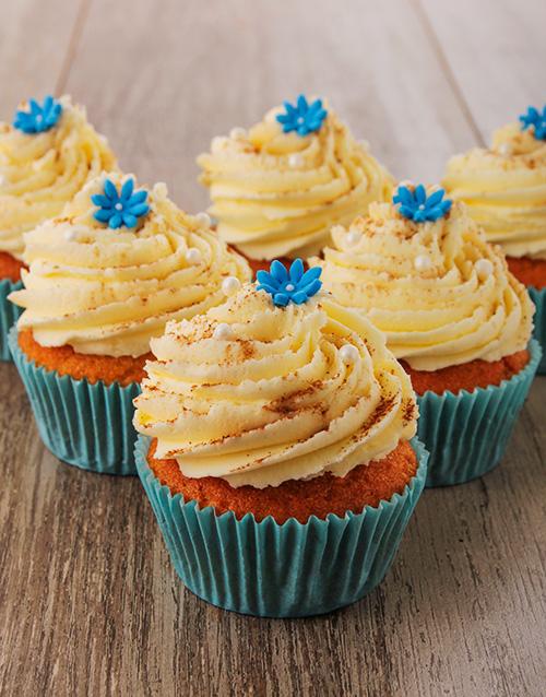 cupcakes: Milk Tart Cupcakes!