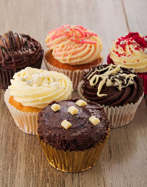 anniversary: Love Box Cupcake Combo Box!