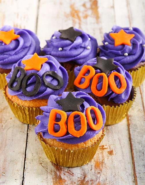 bakery: Halloween Cupcakes!