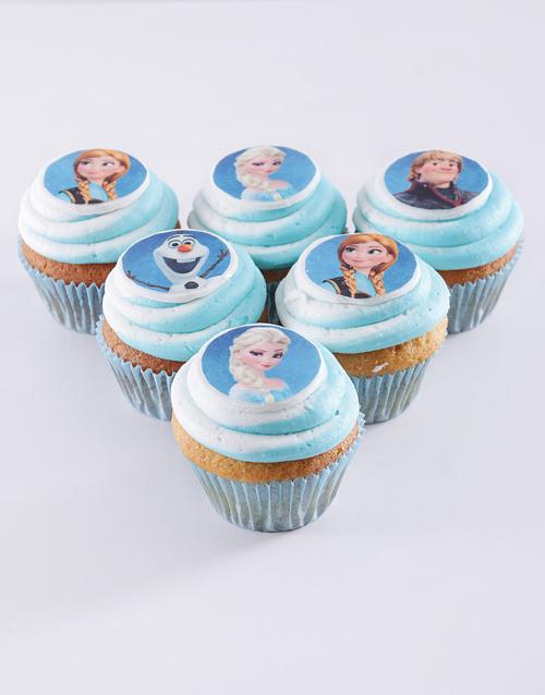 bakery: Frozen Cupcakes!