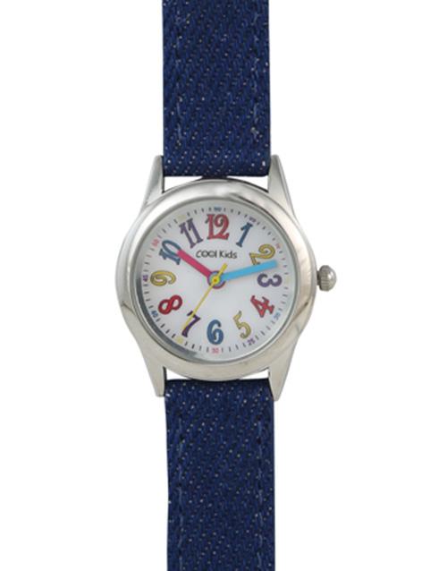 cool-kids: Cool kids Blue Denim Diva Watch !