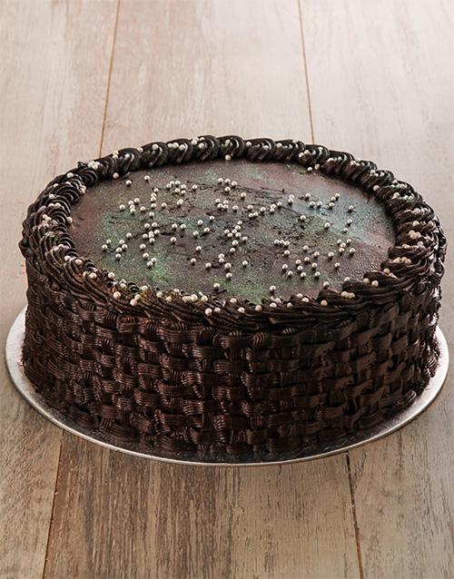 bakery: Simple Chocolate Cake 30cm!