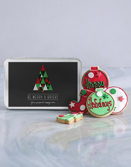 bakery: Christmas Bauble Cookies!