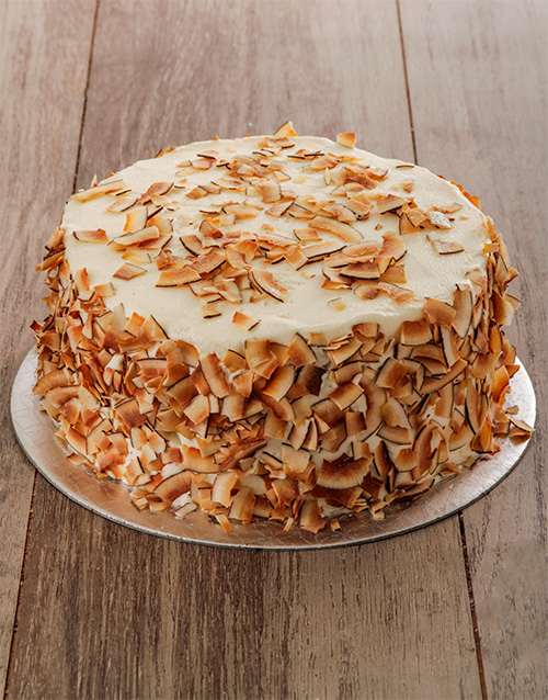 bakery: Pineapple and Coconut Cake with Cream Cheese 20cm!