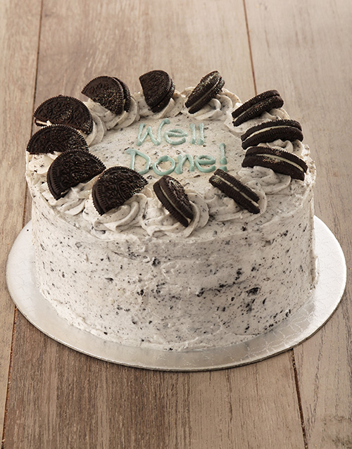 bakery: Cookies and Cream Cake 20cm!