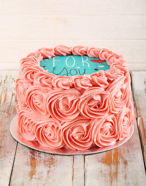 bakery: Turkish Delight Cake For You!