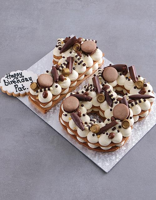 black-friday: Personalised Choco Cookie Cake!