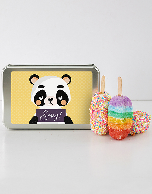black-friday: Sorry Cakes On A Stick!