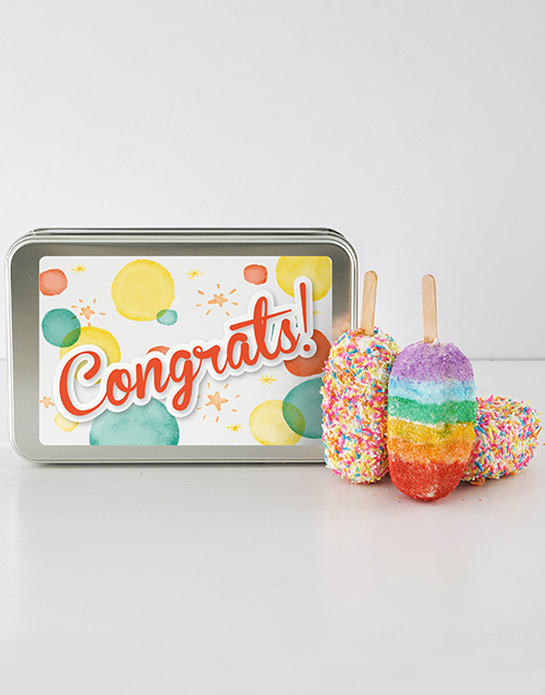 cake-pops: Congrats Cakes On A Stick!