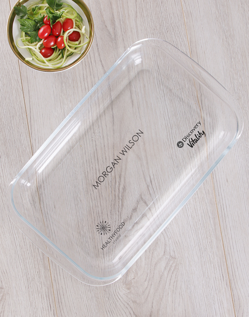 anniversary: Personalised Discovery Glass Dish!