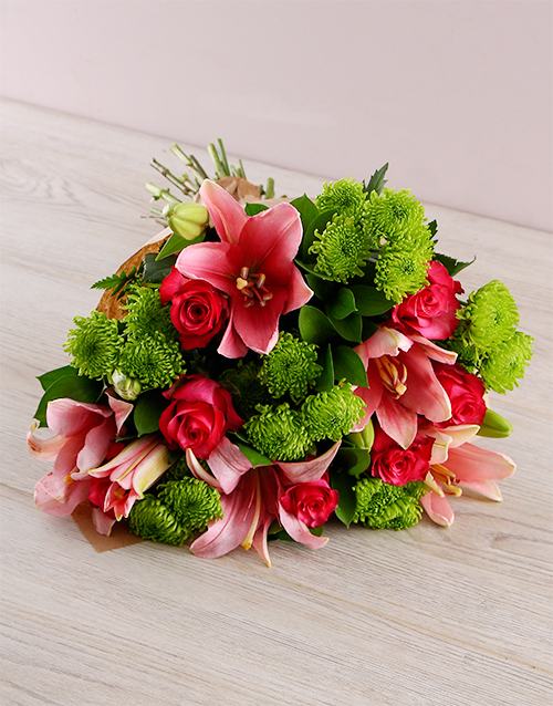 mixed: Lily Rose Bouquet!