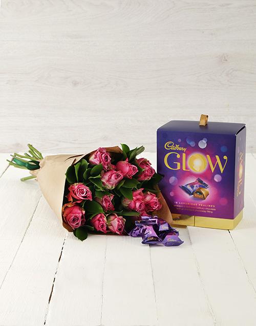 roses: Rose and Glow Duo!