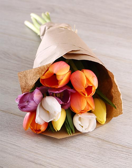 tulips: Tulip Surprise!