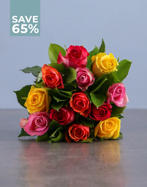 roses: Mixed Rose Serenade!