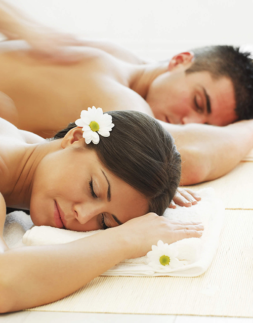 birthday: Couples Spa Package!