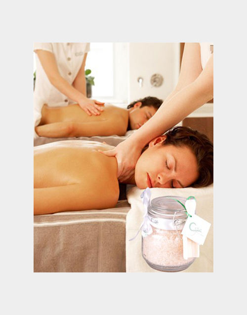 birthday: Spa Delight with Gift!