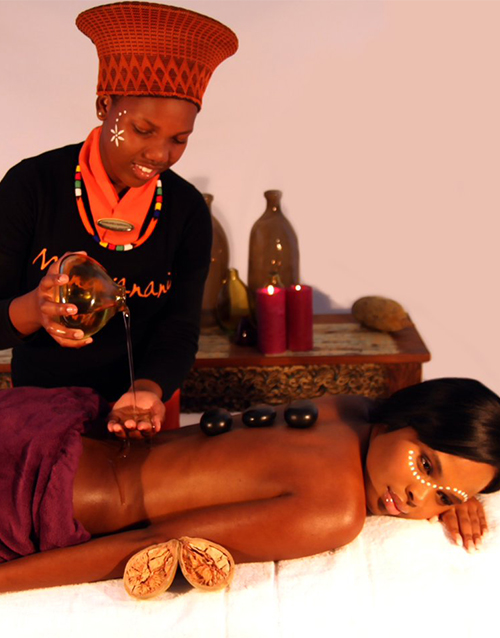 experiences: Mangwanani African Revitalization Full Day Spa!