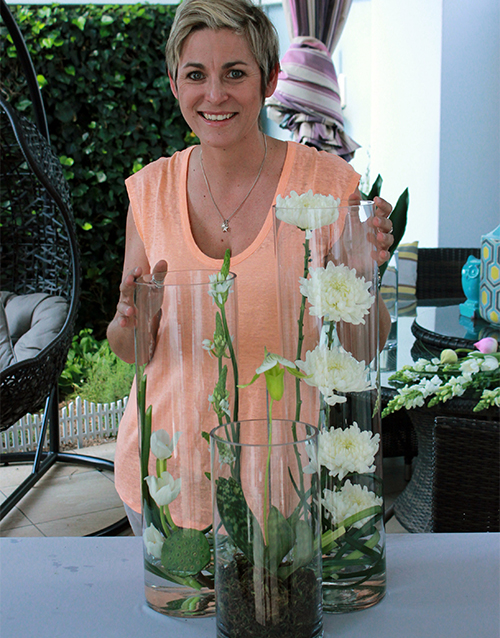 anniversary: A Journey Into Flower Arranging with Jill Manson!