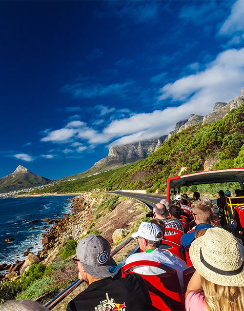 anniversary: Bus Tour in Cape Town!