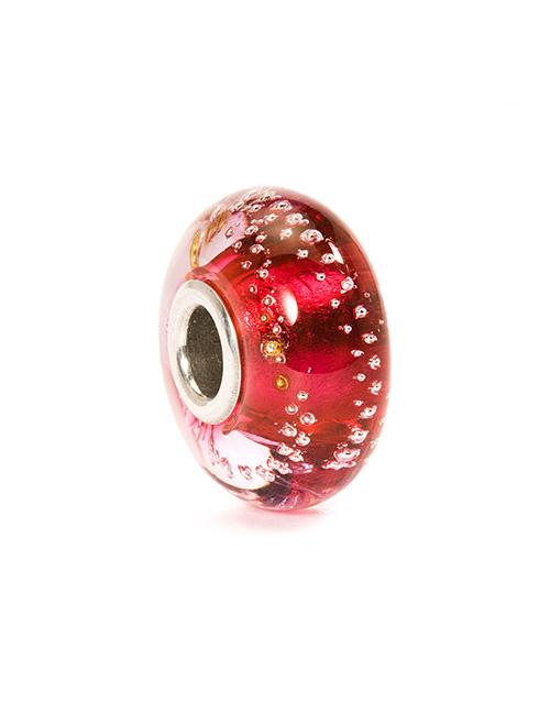 sale: Trollbeads Silver Trace Pink!