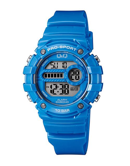 anniversary: QQ Gents Pro Sport Blue Digital Watch!