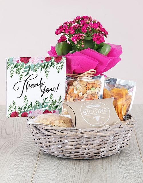 colour: Temptation Mothers Day Basket!