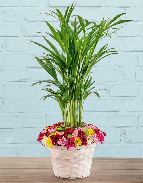 flowers: Our Blooming love Basket!