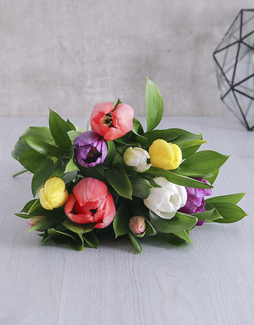 mothers-day: Mixed Tulip Bouquet!
