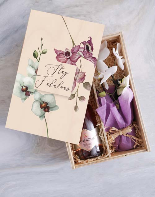 colour: Mothers Day Stay Fabulous Crate!