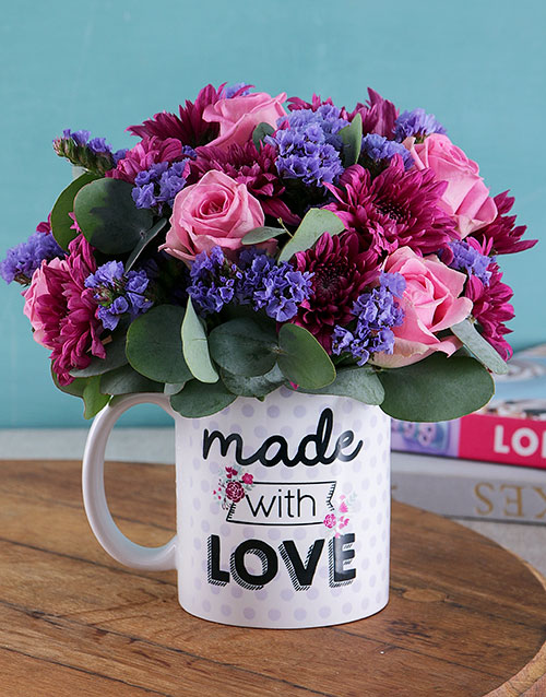 mothers-day: Made With Love in a Mug!