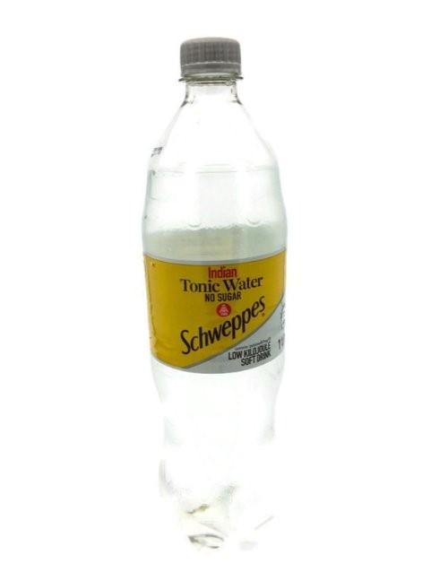mixers: SCHWEPPES TONIC WATER ZERO SUGAR 1L!