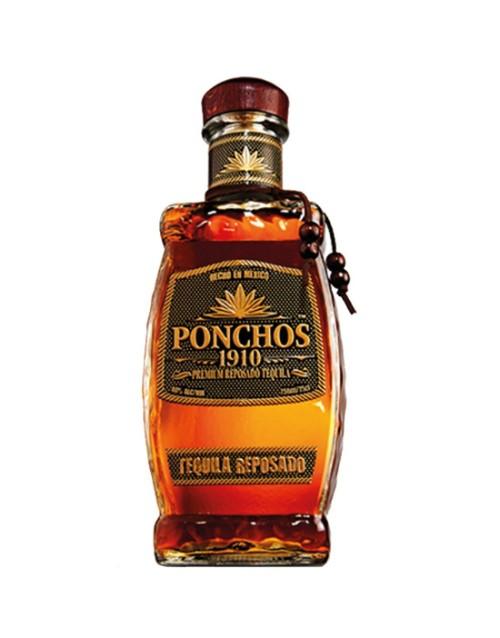 spirits: Ponchos 1910 Tequila Reposado 750Ml!
