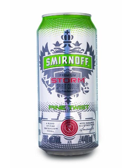 spirits: SMIRNOFF STORM PINE TWIST 440M !