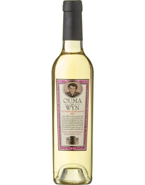 wine: WELTEVREDE OUMA SE WYN 375ML X1!