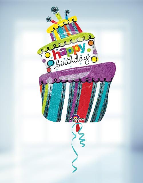 prices: Happy Birthday Helium Balloon Supersize!
