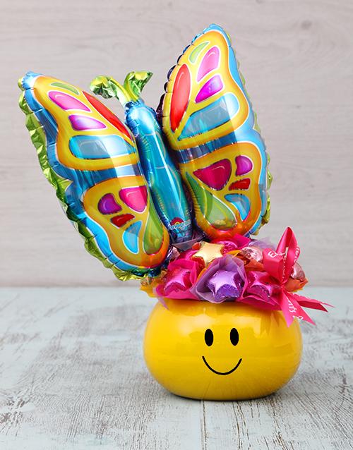 spring-day: Summer Smile Edible Arrangement!
