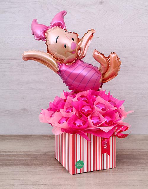 birthday: Playful Piglet Chocolate Star Box!