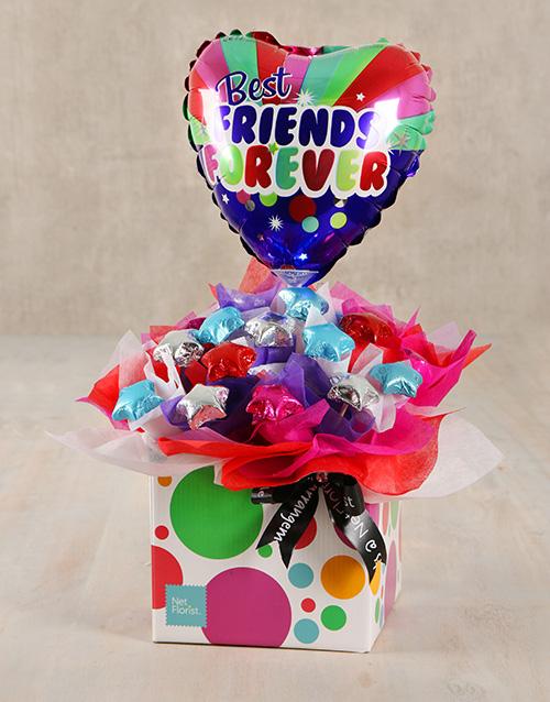 friendship: Friends Forever Edible Arrangement!