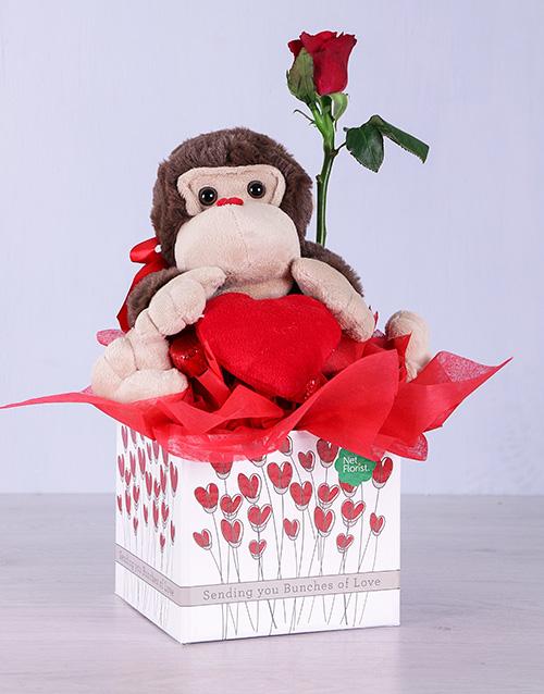edible-chocolate-arrangements: Love Monkey Box!