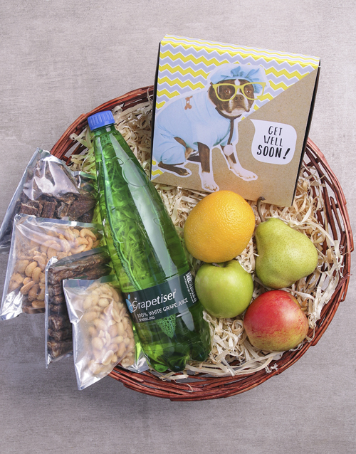 get-well: Fruity Basket Of Get Well Delights!