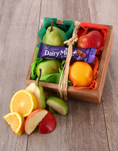 prices: Fruit Crate for One!