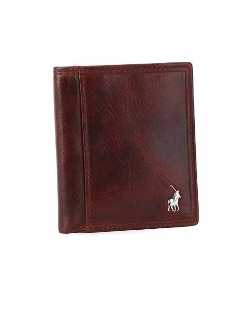 polo: Polo Etosha Card Wallet Brown Medium!