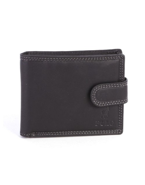 apparel: Polo Tuscany Wallet Black Large!