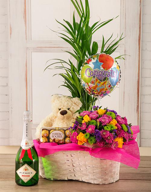 basket: Congratulations Plant Basket!