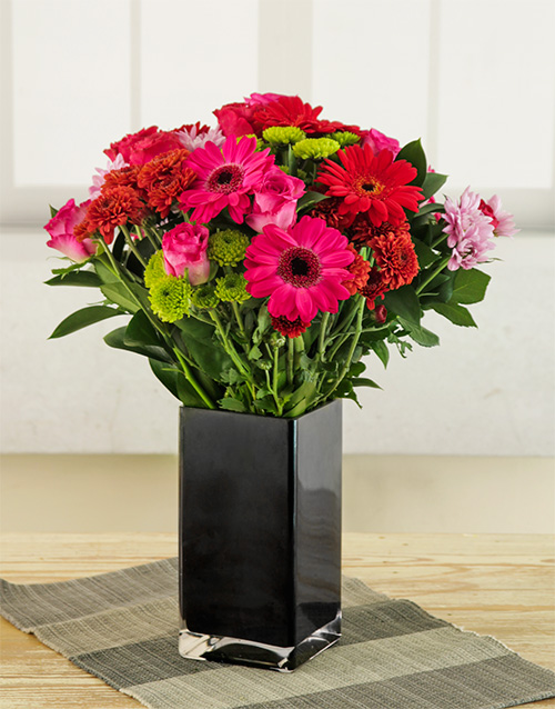 colour: A Sweet Moment Arrangement!