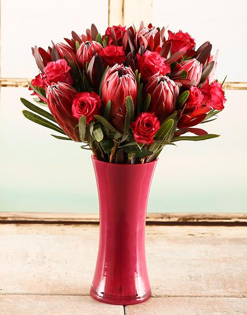 colour: Proudly Pink Arrangement!