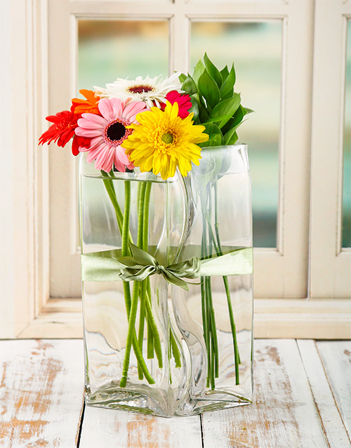 colour: Woopsie Daisies Lovers Vase!